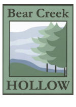 Bear Creek Hollow Grandview Logo